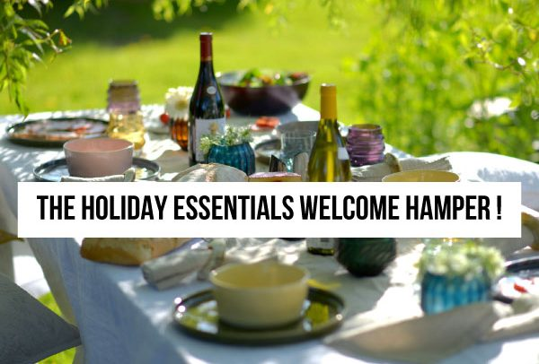 Holiday Essentials Hamper