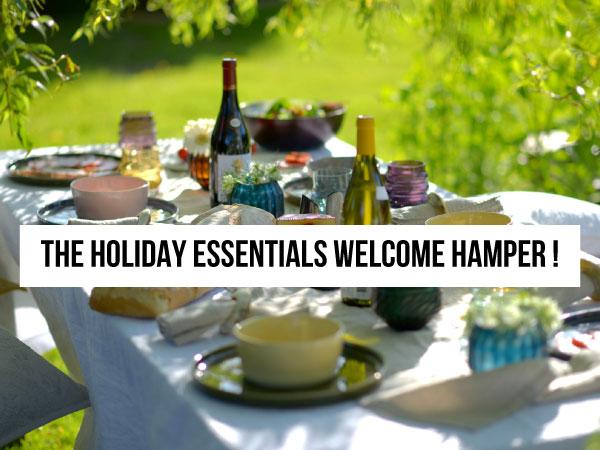 Holiday Essentials Hamper